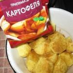картофель и специи