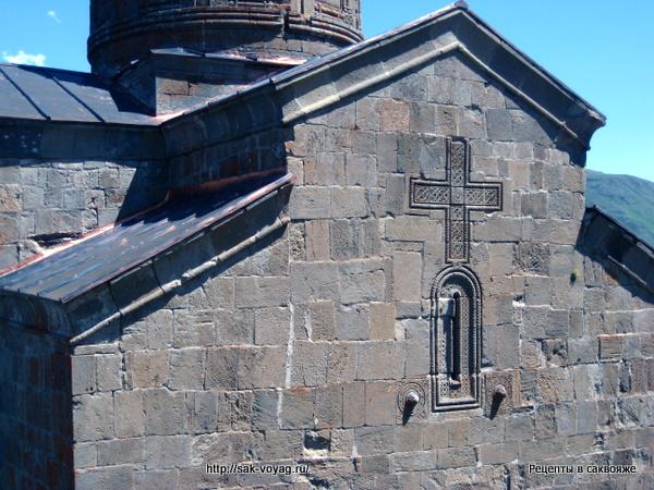 Грузия, православный храм