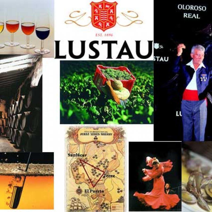 Тому, кто ценит вино - херес Lustau