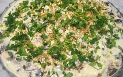 """как приготовить салат """"Сюрприз"""""""