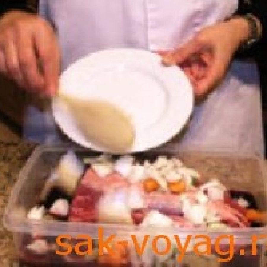 Как приготовить телятину в вине по-итальянски Brasato