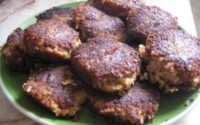 Блюдо в пост: как приготовить котлеты из сои