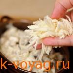 пошаговый рецепт, как приготовить жюльен