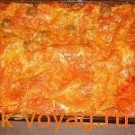 Как приготовить лазанью по-неаполетански, рецепт с фото