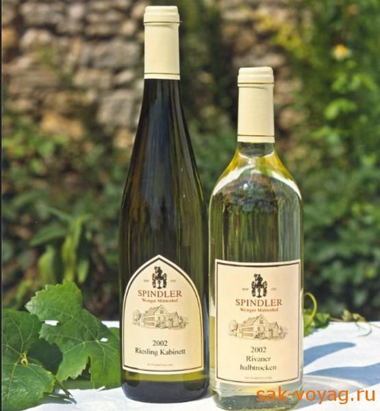 Рислинг – один из лучших сортов вина