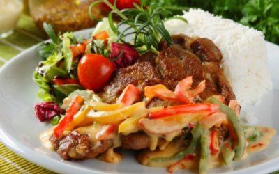 как готовить прекрасные блюда на гриле