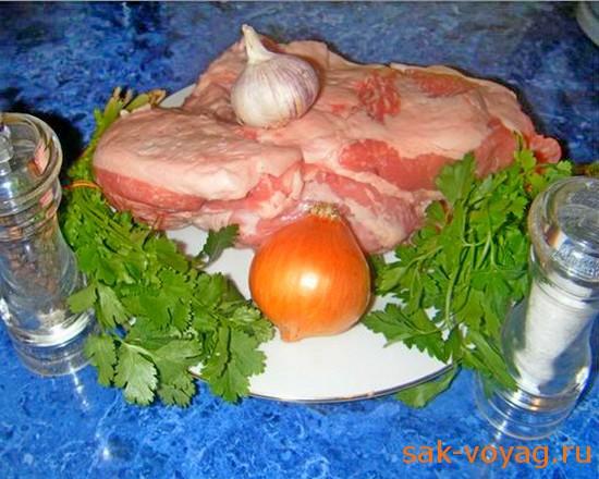 Пошаговый рецепт с фото для гриля - как приготовить кабаби