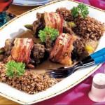 пошаговый рецепт с фото рулеты из говядины с беконом
