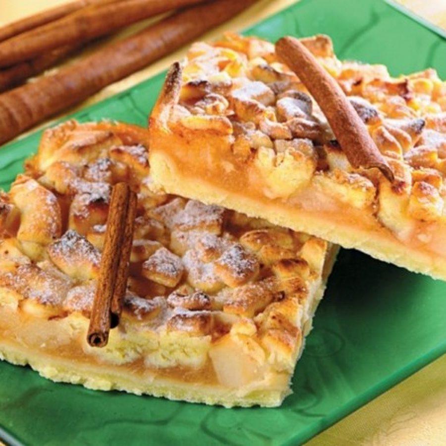 яблочный пирог с восточной ноткой