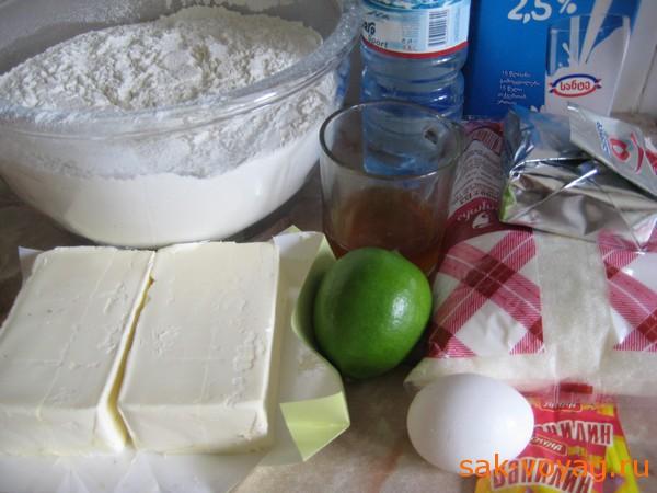 Белковый крем для трубочек рецепт пошагово
