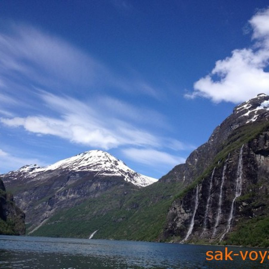 Норвегия, рыбалка. рыба