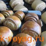 пошаговый рецепт с фото классические финские булочки с корицей korvapuustit