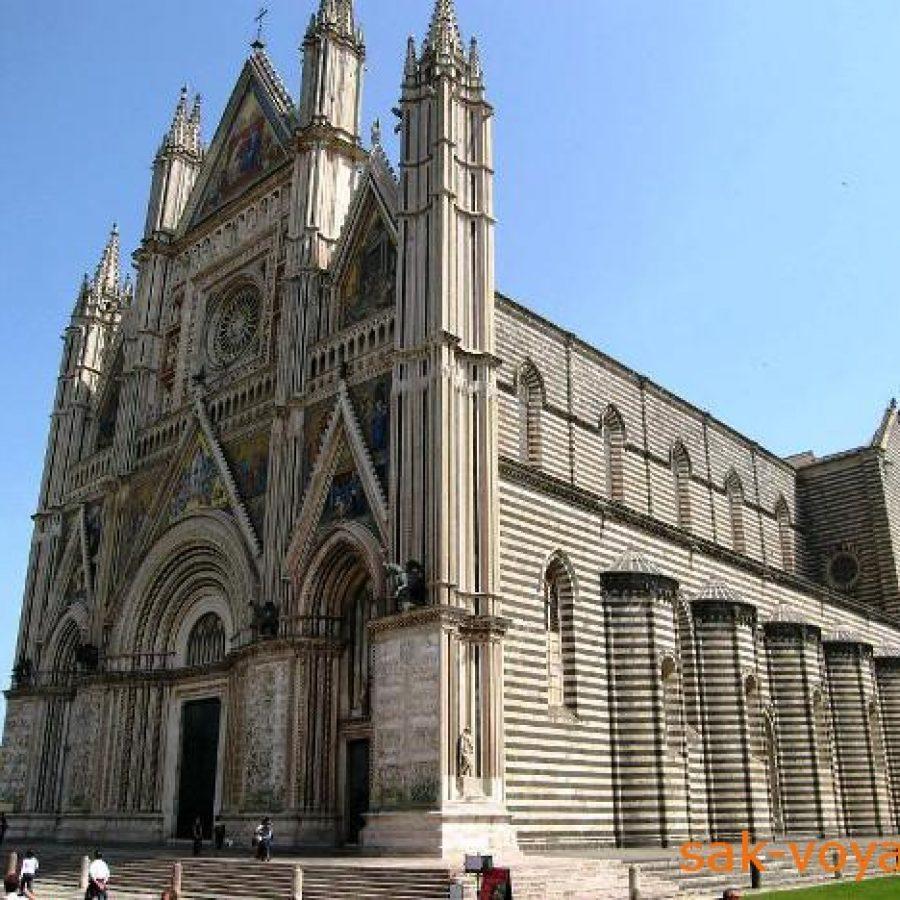 Орвието винный тур в Италию