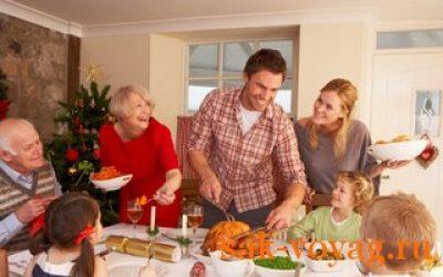 как приготовить новогодний ужин и не устать