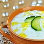Как приготовить греческий соус тцадзики