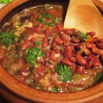 грузинская кухня, как приготовить фасоль, пошаговый рецепт с фото