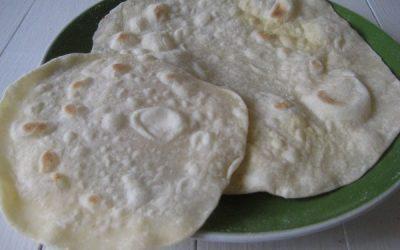 как приготовить мексиканские тортильяс