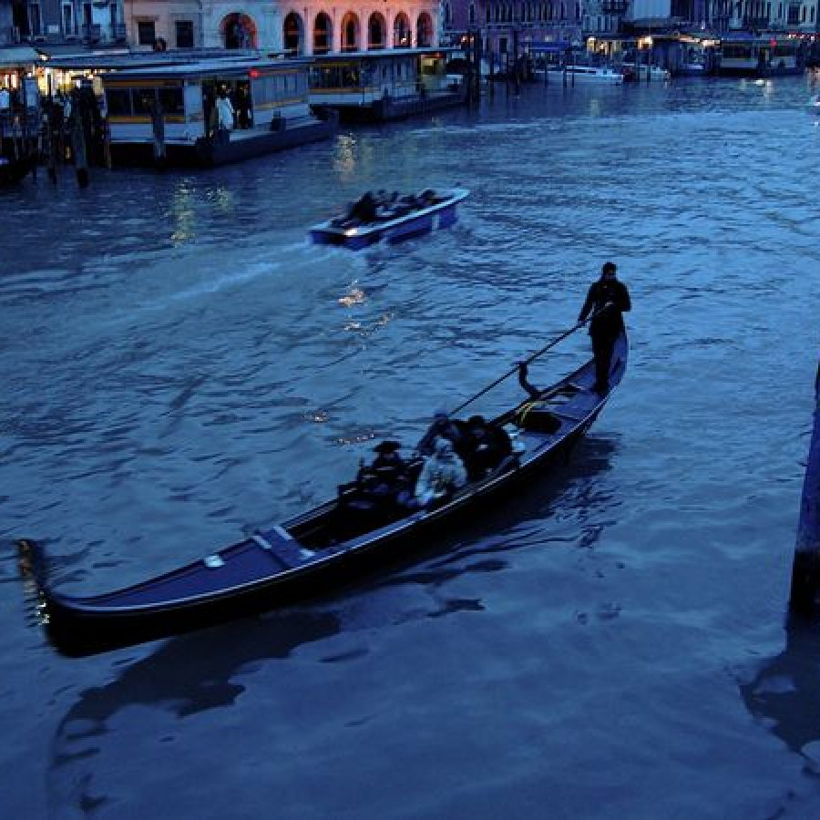 кулинарные путешествия Венецмия
