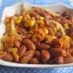 рецепт постного блюда из фасоли