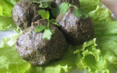 рецепт пхали из листьев свеклы