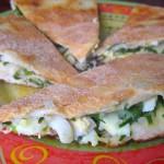 пошаговый рецепт грузинской кухни пирог с тархуном
