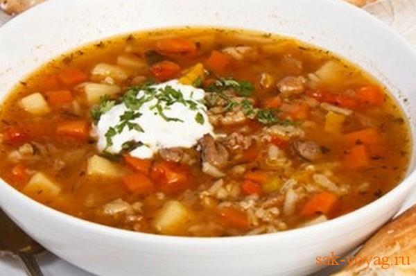 как похудеть без диет. суп