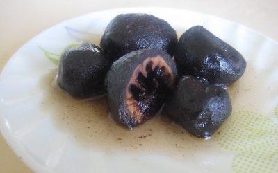 пошаговое фото варенье из зеленых грецких орехов