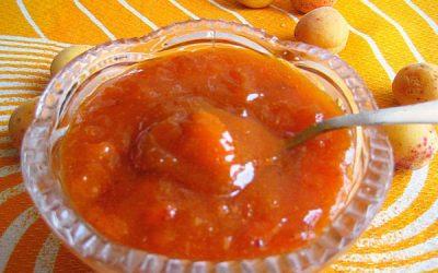 как приготовить абрикосовый джем