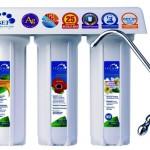 фильтры для очистки воды Гейзер