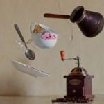кофеварка, джезва, турка