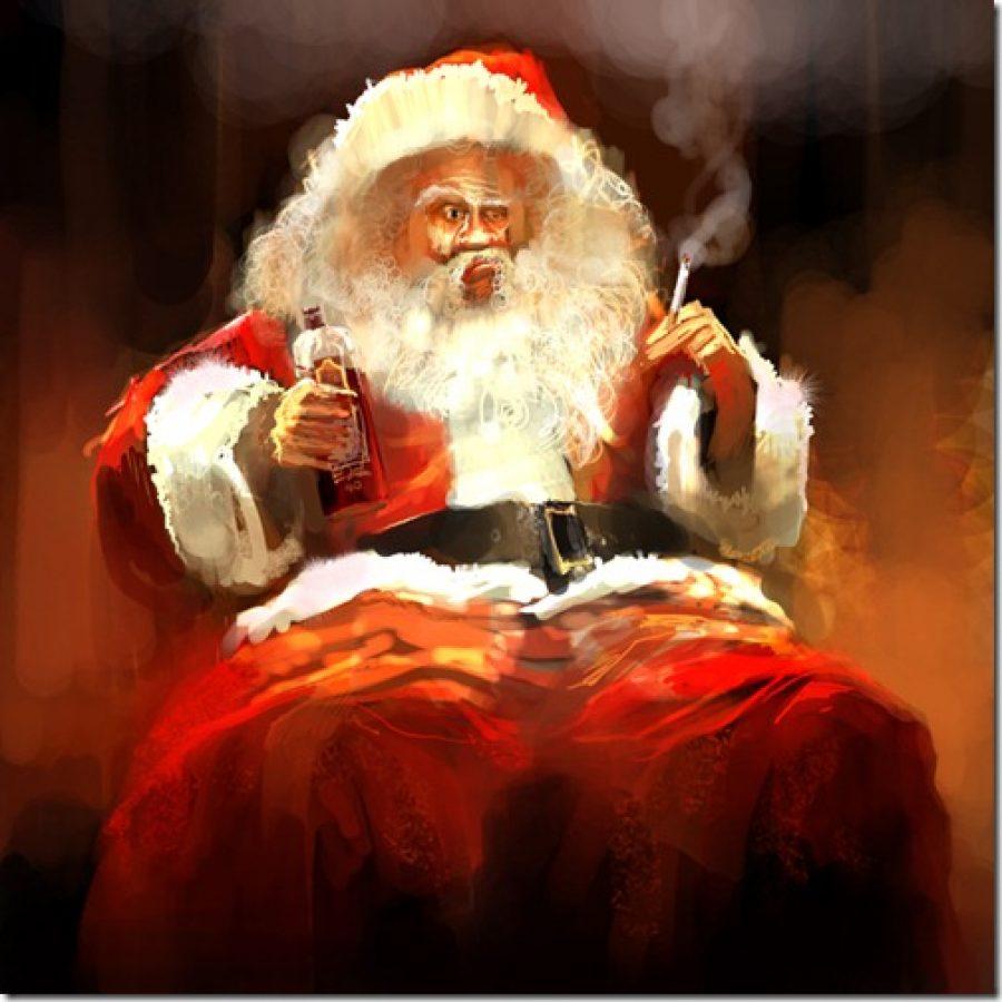 Счастливого Нового года и веселого Рождества!