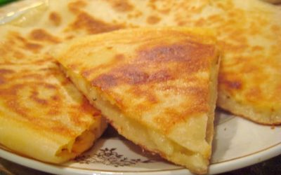 пошаговый рецепт с фото имеретинские хачапури