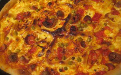 пицца с доставкой на ом