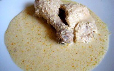 как приготовить ореховый соус баже