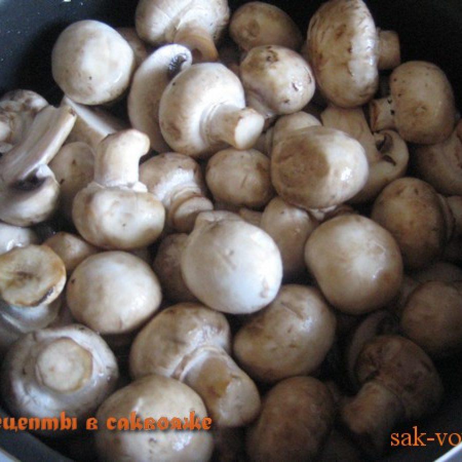 Как приготовить чакапули из грибов