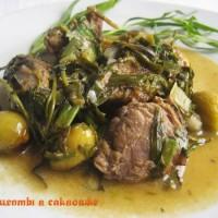 Настоящее чакапули - весенне-праздничное блюдо грузинской кухни