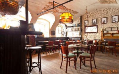 Необычные рестораны Москвы с оригинальным интерьером