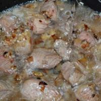 Как приготовить блюдо грузинской кухни суп харчо из говядины пошаговый рецепт