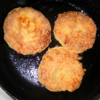 котлеты из курицы для бургера