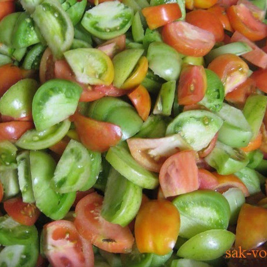 Заготовки на зиму, охотничий салат