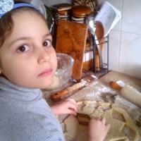Рецепт рождественского печенья с имбирем