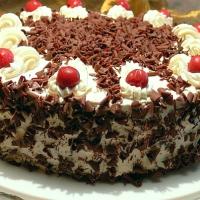 Торт черный лес пошаговый рецепт