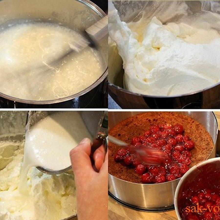 Торт Шварцвальд рецепт