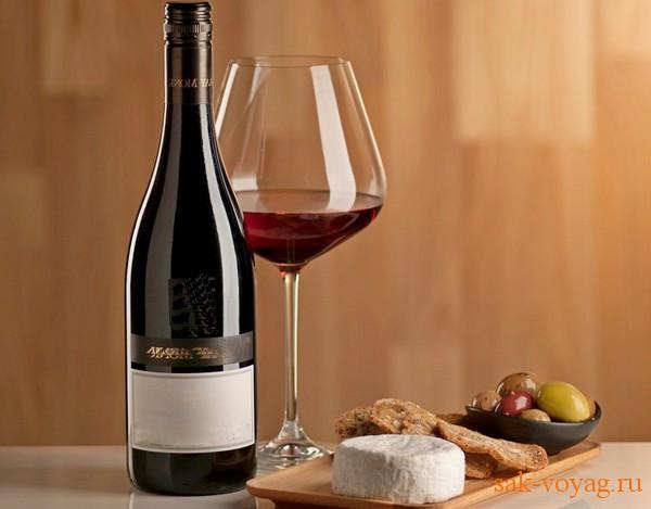идеальное сочетание вино и сыр