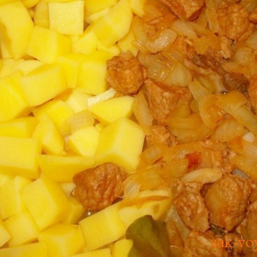 Как приготовить соузи, пошаговый рецепт