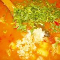 Рецепт приготовления соузи - тушеное мясо с картошкой
