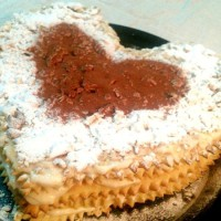 Пошаговый рецепт с фото торт Наполеон