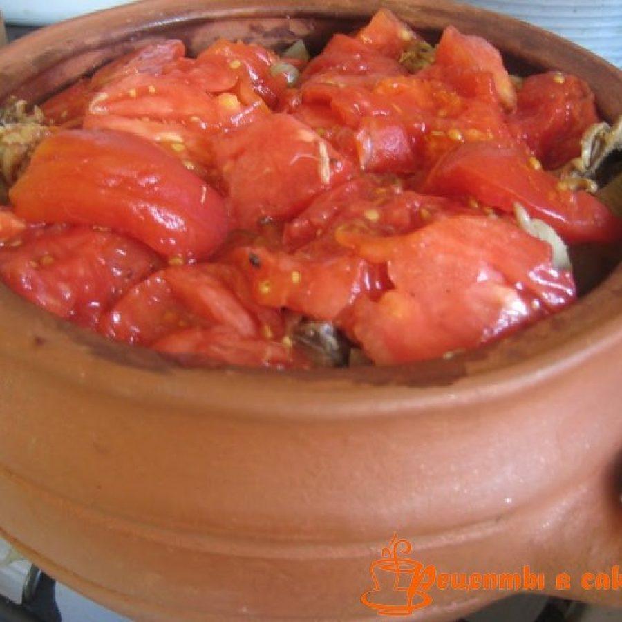 грузинская кухня рецепты чахохбили