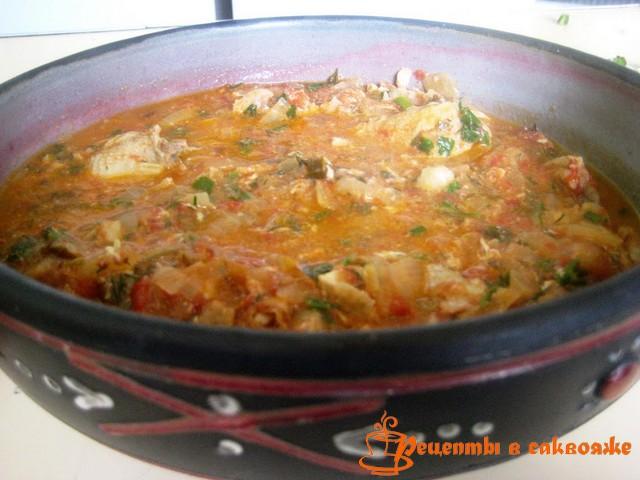 рецепты чахохбили