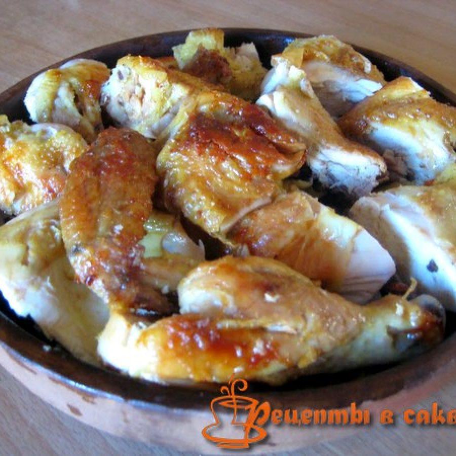 рецепт чкмерули блюда грузинской кухни